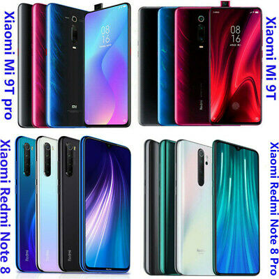 Xiaomi Redmi Note 8 Pro 9T Pro 64GB/128GB Octa Core 4G Smartphone Global Version
