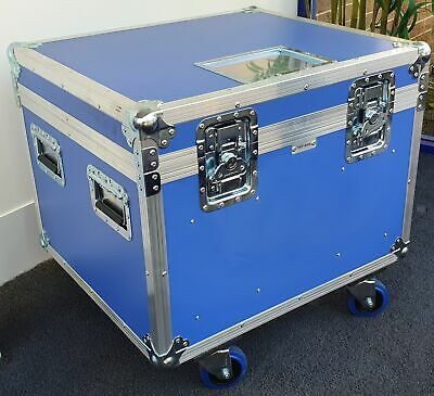 Road Trunk Flight Case With Adjustable Dividers
