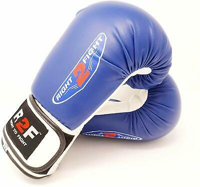 Boxing Gloves Punch Bag MMA Training Muay Thai Fighting Sparring Kickboxing
