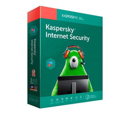 KASPERSKY WINDOS INTERNET  Security  3  PC  2 Year GLOBAL-KEY