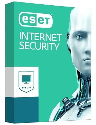 ESET Internet Security Edition 2020 | Authorised Reseller | 1, 2 Years [lot]