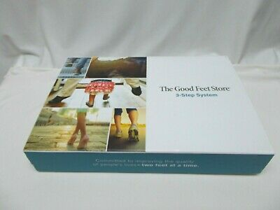 The Good Feet Store 3 Step System (W460) (5.5) (31/260) Saves Pets