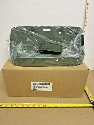 US Military Jerry Can Mount Holder OD Green w/ Nylon Strap 6566675 Jeep NOS