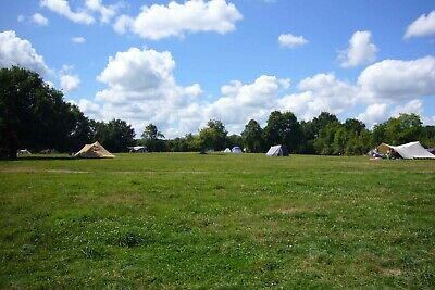 French small holding with established campsite