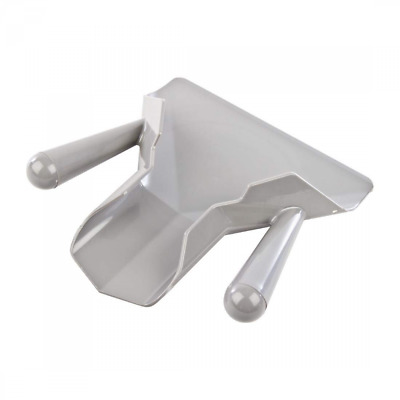 Vogue DP022 Chip Scoop, Dual Handle, Plastic