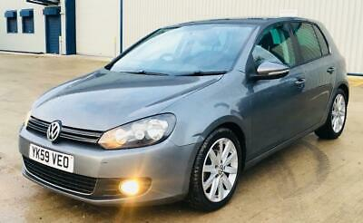 CHEAP 2009 Volkswagen Golf GT TDI 2.0 TDI gtd 1 OWNER + FULL SERVICE HISTORY