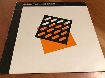 'Orchestral Manoeuvres In The Dark' Debut 1980 Vinyl Lp. Free 1St Uk Post.