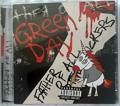 Green Day - Father Of All ******** CD