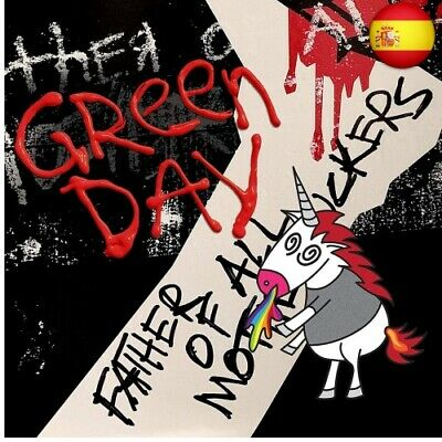 Green Day - Father Of All? (CD)