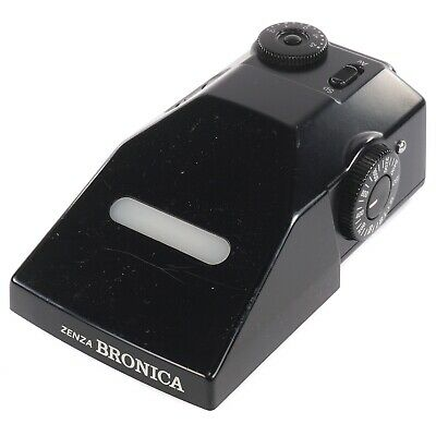 Zenza Bronica AE-III Metered Prism Finder for ETR ETRS ETRSi ETRC