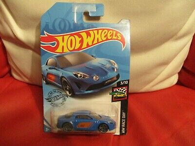 Hot Wheels 2020 080/250 Renault Alpine A110 Cup New On Long Card