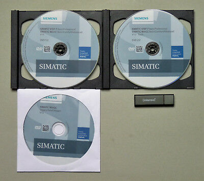 Siemens Simatic Software WinCC Comfort V15 TIA PORTAL incl. Floating License