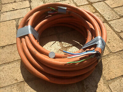 3 Phase Heavy Duty Underground Cable 20mm 10mm2 copper welding scrap wire 8AWG