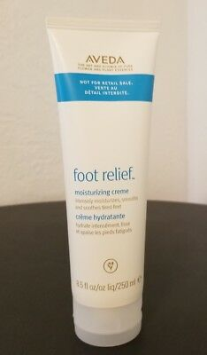 Aveda Foot Relief 8.5oz/  Professional size +Free Aveda Hand Cream 0.85oz