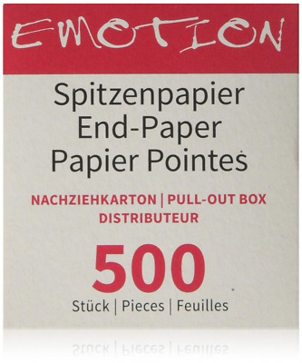 Efalock Spritzen end papers