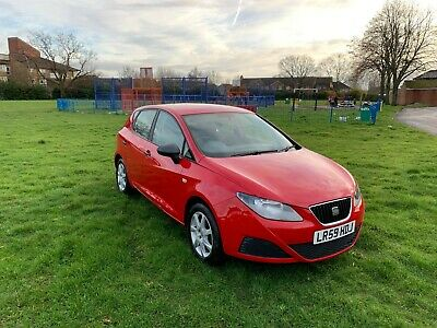 2009 Seat Ibiza 1.2 Petrol 12v Alloys AIR CON