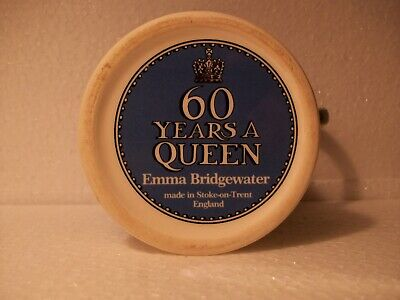 Emma Bridgewater  60 Years a Queen Diamond Jubilee Mug. 60th Birthday present ?