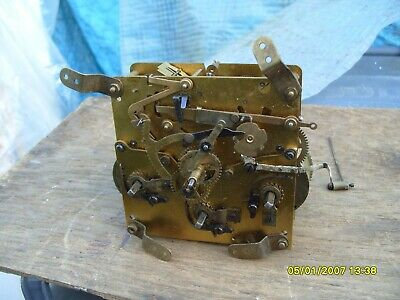Clock Parts  Haller Movement Spares Only Westminster Springs Ok