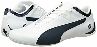 Puma Bmw Ms Future Cat Men's White/Navy Shoes, #30598703