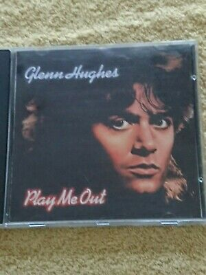 Glenn Hughes - Play Me Out (CD 1995) Special Edition