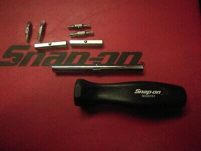 Snap On 8 In 1 Screwdriver Brand New SDDD101
