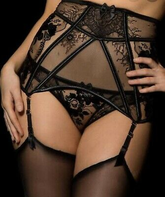 *SALE*❤️BRAND NEW Honey Birdette Issy Suspender - Small Size - RRP $139.95💋