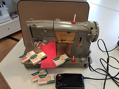 Singer 328K Semi Industrial Sewing Machine - Excellent Condition