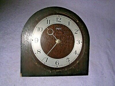 Clock  Parts, Smiths .Small  Movement .Hands And Chapter  Ring
