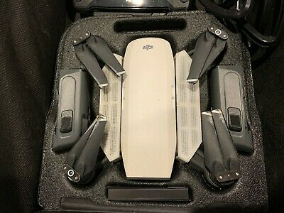 DJI Spark Quadcopter and Controller Combo w/ accessories