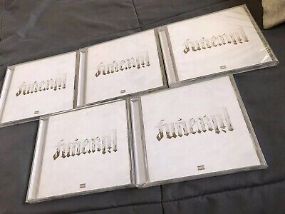 Lil Wayne Funeral EXPLICIT 2020 CD BRAND NEW FREE SHIPPING - 1 SINGLE COPY