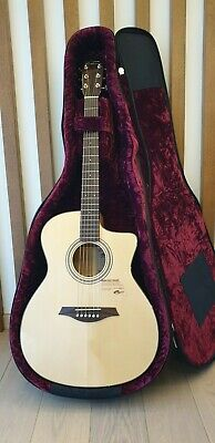 Mayson M7 SCE 2013 Luther handmade electroacoustic guitar