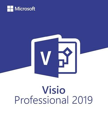 MS Visio Professional 2019 License Key 1PC Official Link INSTANT DELIVERY