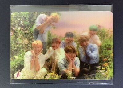 BTS Love Yourself HER Official Lenticular Special Photocard NM