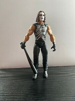 Sting Elite figure - Defining Moments- Mattel - wwe wrestling wcw