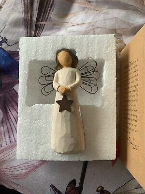 Willow Tree Angel Of Light figure New In Box