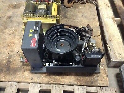 Assembly Automation Industries SA-1.5 Vibratory Feeder Bowl Assembly (TSC)