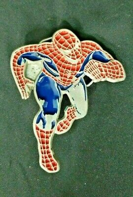 AWESOME SUPERHERO BELT Buckle Collection Mens Novelty Gift