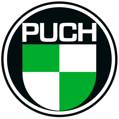 Puch Motorcycle decal Sticker Badge tank Fairing