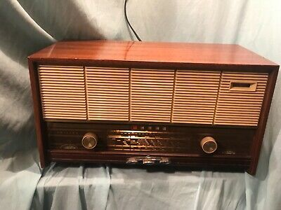Ancienne radio Phillips