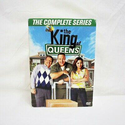King of Queens - The Complete Series (DVD, 2011, 27-Disc Set) (QW)
