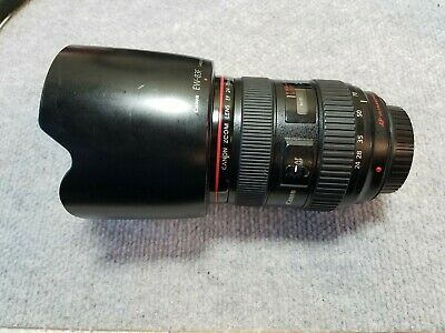 Canon Zoom Lens EF 24-70mm 1:28 L
