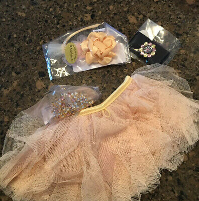 American Girl Isabelle's Performance Set Outfit New