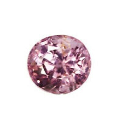 ALEXANDRITE pourpre rond 4,10 carats -IF- origine : Russie