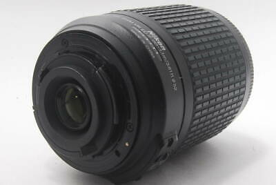 from Japan FS Nikon AF-S afs Nikkor 55-200mm F4-5.6 G ED DX VR IF SWM Lens