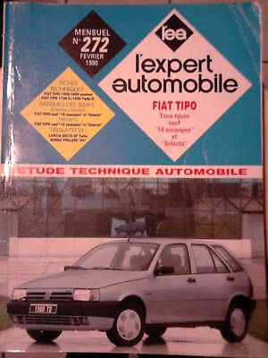 FIAT Tipo - Revue technique L'Expert Automobile