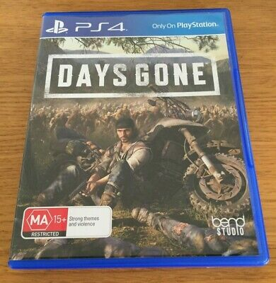 Days Gone - PS4 PlayStation 4 Game - Very Good Condition