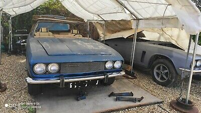 TWO Jensen Interceptor Convertibles for renovation. 1976  L.H.D 1974 RHD.  P/EX?