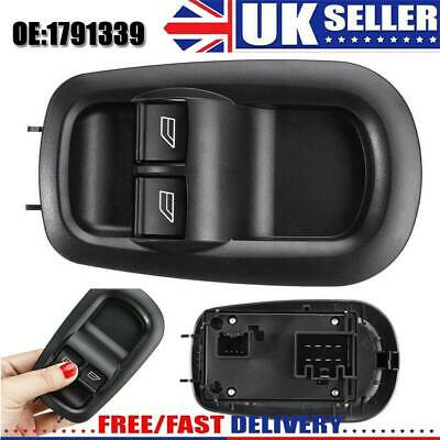 FORD TRANSIT MK8 DRIVER DOOR DOUBLE WINDOW SWITCH 2014-18 NEW