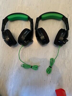 2x TURTLE BEACH Stealth 300 Gaming Headset Headphones Xbox One / PS4 Pro