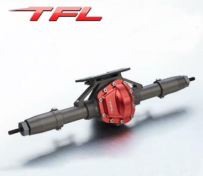 TFL RC 1/10 DIY SCX10 D90 Crawler Metal Rear Axle Housing Bearing Drive Shaft